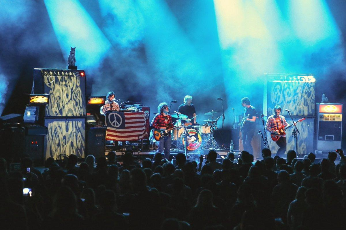Ryan Adams & The Shining at Greek Theatre, Los Angeles on 05/08/2016