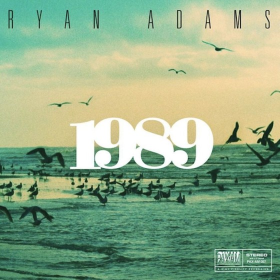 1989 by Ryan Adams from PAX-AM (cat. no. PAX-AM 057
