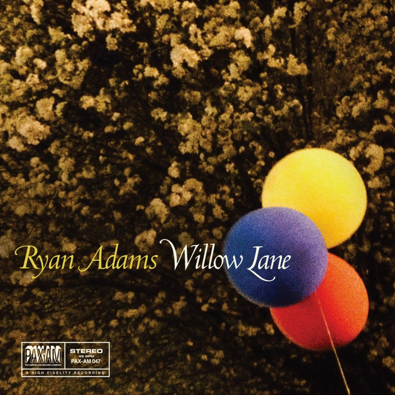 WIllow Lane by Ryan Adams from PAX-AM (cat. no. PAX-AM 047