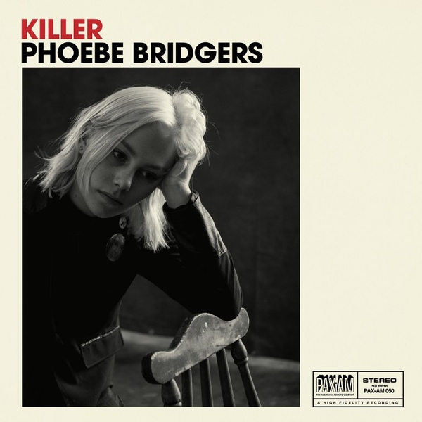 Killer by Phoebe Bridgers from PAX-AM (cat. no. PAX-AM 050