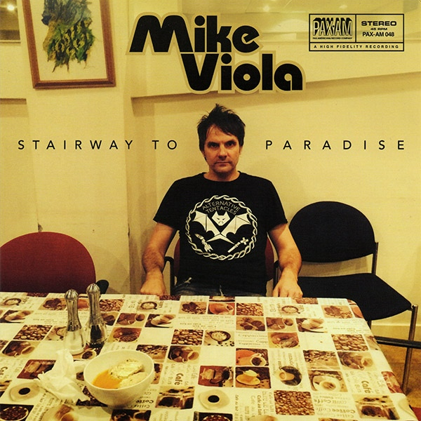 Stairway To Paradise by Mike Viola from PAX-AM (cat. no. PAX-AM 058