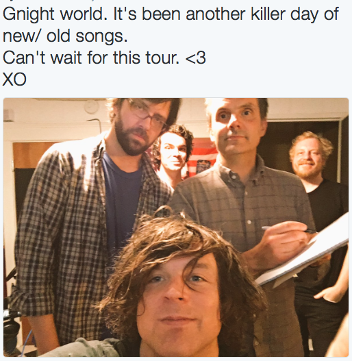 Can't wait for this tour